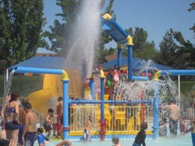 Preschool play date at the san ramon aquatic center august 17 2015 grace cooperative preschool for Olympic swimming pool san ramon
